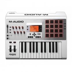 M-Audio - M-Audio Axiom AIR 25, 25 tuş MIDI controller klavye