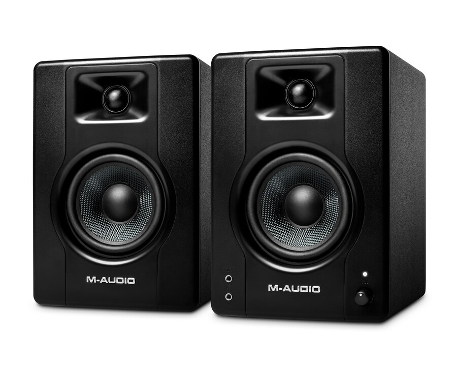 M-Audio BX4 Aktif Stüdyo Referans Monitör Hoparlör