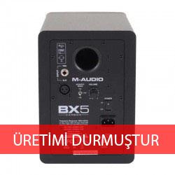 M-Audio - M-Audio BX5 Carbon, 70 Watt Stüdyo Referans Monitör