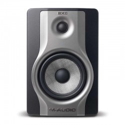 M-Audio - M-Audio BX6 Carbon, Yeni nesil 130 Watt 6 inç Stüdyo Referans monitörü (Çift)