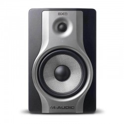 M-Audio - M-Audio BX8 Carbon, Yeni nesil 130 Watt 8 inç Stüdyo Referans monitörü (Çift)