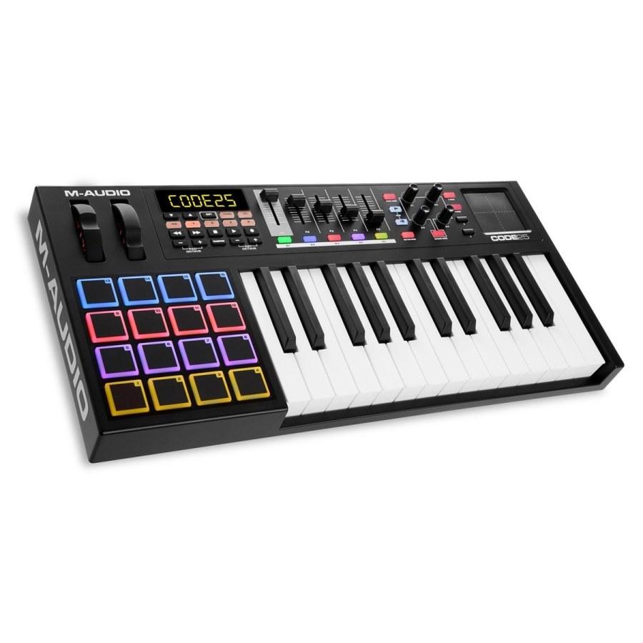 M-AUDIO CODE 25 Midi klavye