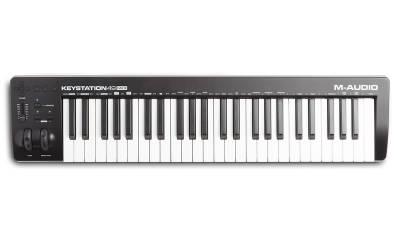 M-Audio - M-Audio Keystation 49 mk3, 49 tuş USB MIDI klavye