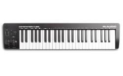 M-Audio Keystation 49 MK3, 49 tuş USB MIDI klavye - Thumbnail