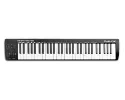 M-Audio - M-Audio Keystation 61 mk3, 61 tuş USB MIDI Klavye