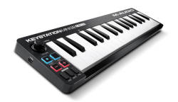 M-Audio - M-Audio Keystation Mini 32 MK3 , 32 Tuş Ultra Hafif USB MIDI Klavye