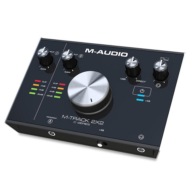 M-Audio M-Track 2x2 Ses Kartı