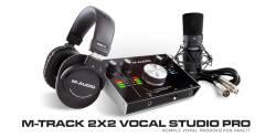M-Audio - M-AUDIO M-Track 2x2 Vocal Studio Pro
