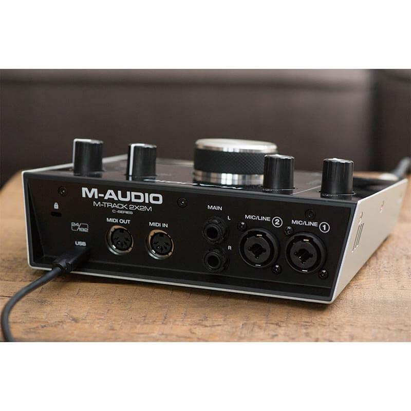 M-Audio M-Track 2x2M Ses Kartı