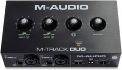 M-Audio - M-Audio M-Track Duo USB Ses Kartı