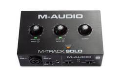 M-Audio - M-Audio M-Track Solo Ses Kartı