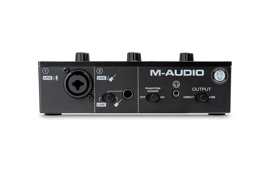 M-Audio M-Track Solo Ses Kartı