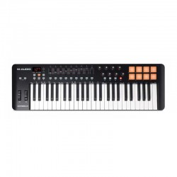 M-Audio - M-Audio Oxygen 49,49 tuş USB MIDI Controller Klavye v4
