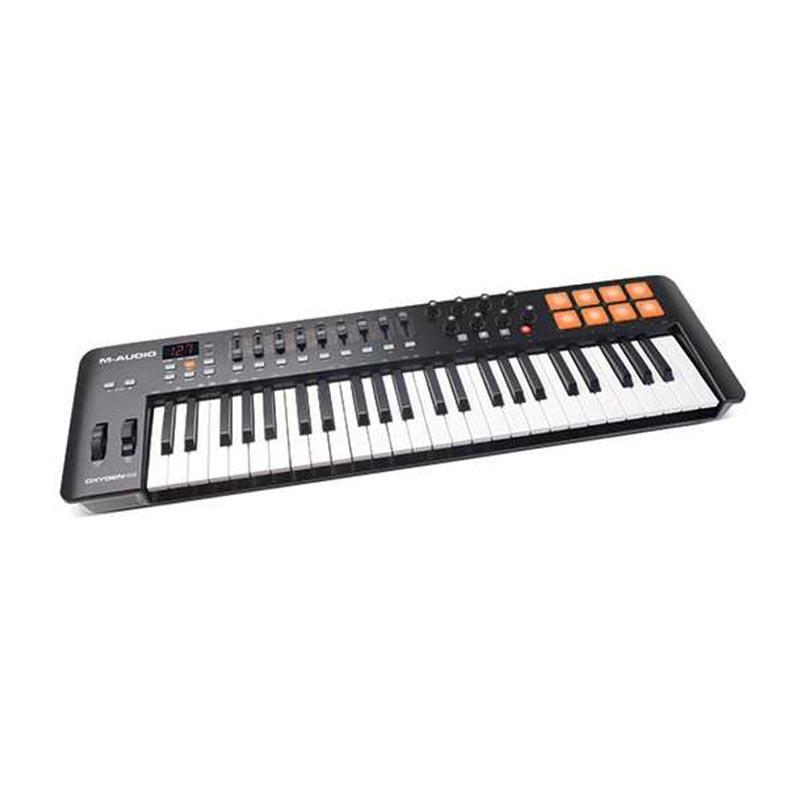M-Audio Oxygen 49,49 tuş USB MIDI Controller Klavye v4