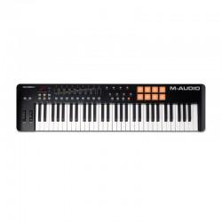 M-Audio - M-Audio Oxygen 61,61 tuş USB MIDI Controller Klavye