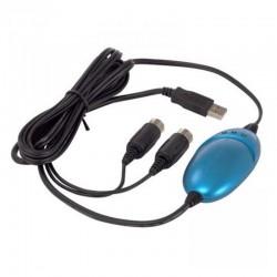 M-Audio - M-Audio USB Uno - USB 1x1 MIDI Arabirim
