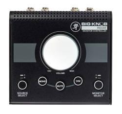 Mackie - Mackie Big Knob Pasif 2x2 Stüdyo Monitör Controller