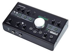 Mackie - Mackie Big Knob Studio 3x2 Stüdyo Monitör Controller & Ses Kartı Combo