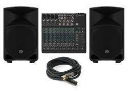 InfoMusic Ses Paketleri - Mackie Canlı Müzik Ses Sistemi - Thump 12 Paket