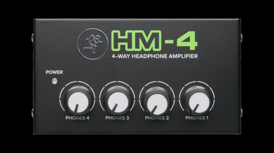 Mackie HM-4 Kulaklık Amfisi