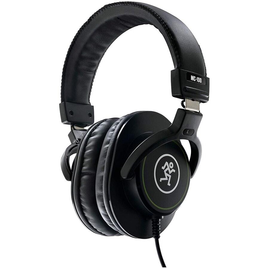 Mackie MC-100 Profesyonel Kapalı Kulaklık