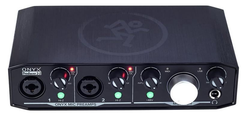 Mackie Onyx Producer 2.2 2x2 USB Ses Kartı