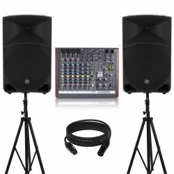 InfoMusic Ses Paketleri - Mackie Portatif Ses Sistemi Paketi