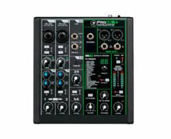 Mackie - Mackie ProFX6 V3 6 Kanal USB Analog Mixer