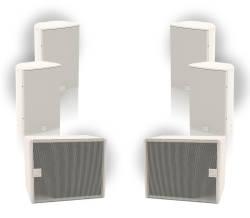 InfoMusic Ses Paketleri - Martin Audio Launch Bar Paket