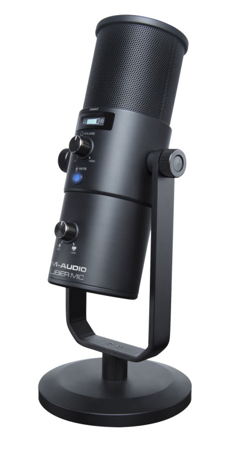 M-Audio Ubermic USB Condenser Mikrofonu