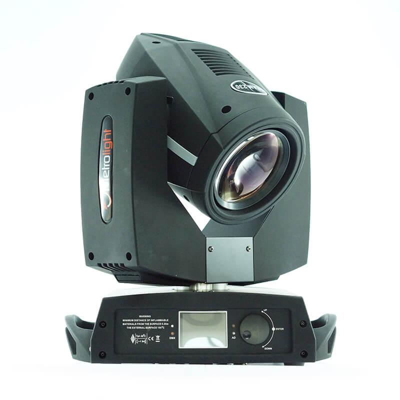 Metrolight Beam Spot 7R Moving Head Robot Işık