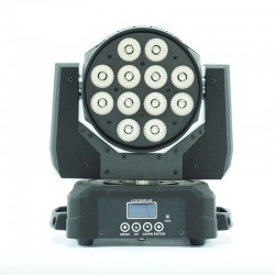 Metrolight - Metrolight Led Wash Moving Head Robot Işık