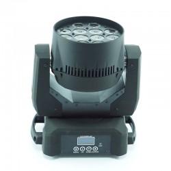 Metrolight Led Wash Moving Head 12 x 10 Watt Robot Işık - Thumbnail
