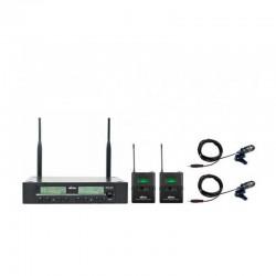 Mipro - Mipro Act -312 Yaka 2′li Telsiz Yaka Mikrofonu