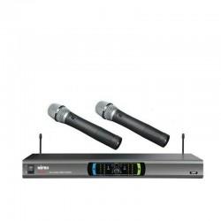 Mipro - Mipro Mr-823 Telsiz EL ve Yaka Mikrofonu