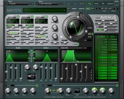 Motu - Motu MX4 Synthesizer Yazılımı