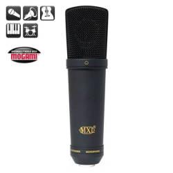 MXL Microphones - MXL 2003A 1.06 İnç Altın Diyafram Kapasitif Mikrofon