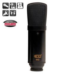 MXL Microphones - MXL 440 Stüdyo Kapasitif Mikrofon