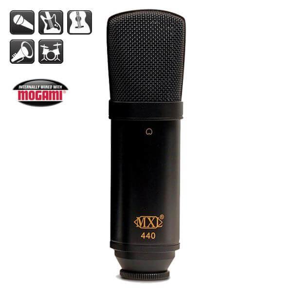 MXL 440 Stüdyo Kapasitif Mikrofon