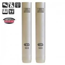 MXL Microphones - MXL 603 Pair Stereo Çift 603s