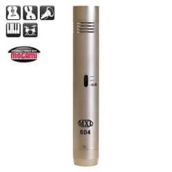 MXL Microphones - MXL 604 1inch Kapsül Cardioid Mikrofon