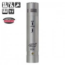 MXL Microphones - MXL 606 Küçük Diyafram Kondenser Enstruman Mikrofonu