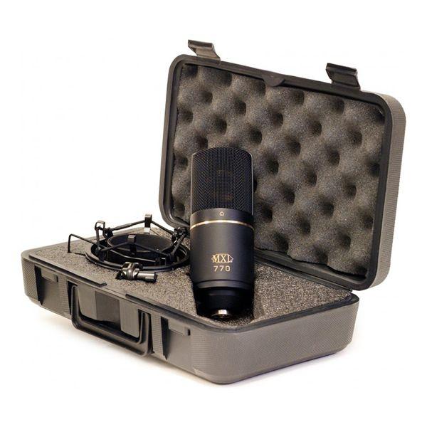 MXL 770 Kardioid Pattern Kapasitif Mikrofon