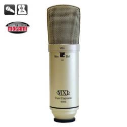 MXL Microphones - MXL 9090 Anahtarlanabilir İki 25mm Diyaframlı Kapasitif Mikrofon
