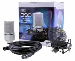 MXL Microphones - MXL 990 Complete Bundle