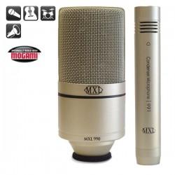 MXL Microphones - MXL 990/991 990 ve 991 Mikrofon Paketi