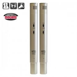 MXL 993 SPR Stereo Çift 993 Microphone Set - Thumbnail
