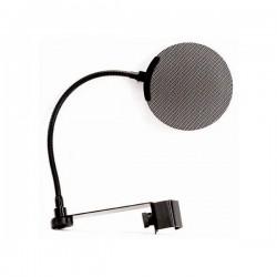 MXL Microphones - MXL PF-002 Siyah Metal Pop Filtre