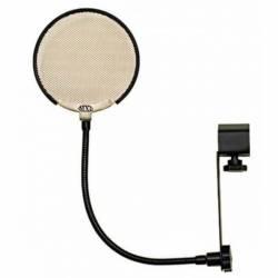 MXL Microphones - MXL PF-003 Metal Pop Filtre