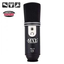 MXL Microphones - MXL Pro 1-B USB Yüksek Kaliteli USB Mikrofon